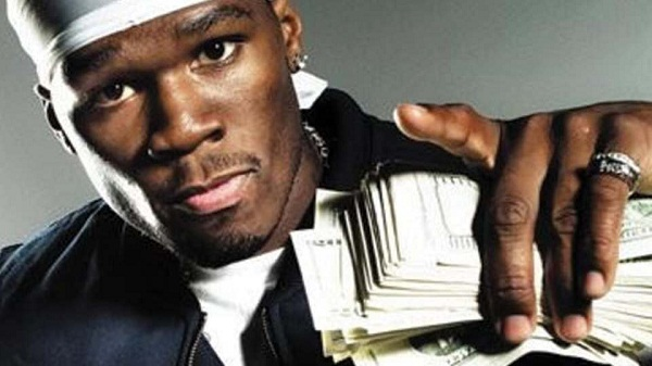 50 cent declared himself in bankruptcy! 1