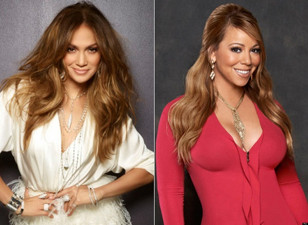 Jennifer Lopez does not like the rhythm and blues dive Mariah Carey