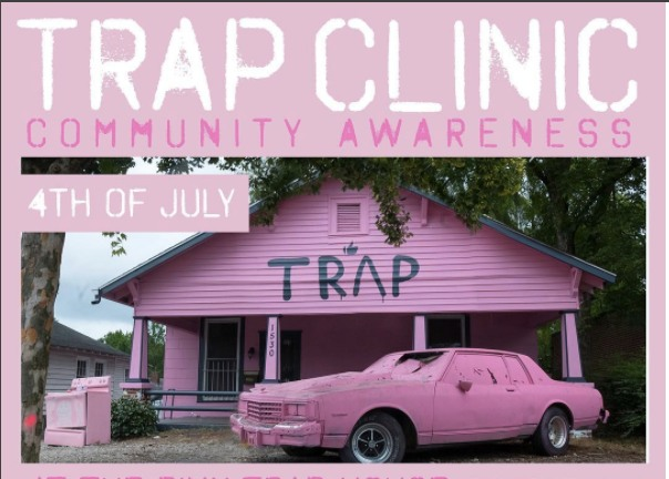 2 Chainz turns a 'Trap House' into a clinic