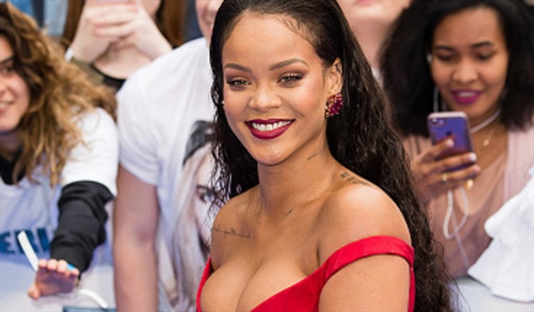 Rihanna is delighted with her discreet romance